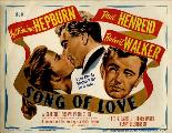 Song of Love - 30 x 40 Movie Poster UK - Style B