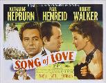Song of Love - 30 x 40 Movie Poster UK - Style C