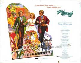 Song of Norway - 11 x 14 Movie Poster - Style A