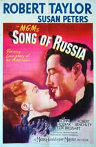 Song of Russia - 11 x 17 Movie Poster - Style A