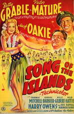 Song of the Islands - 11 x 17 Movie Poster - Style B