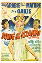 Song of the Islands - 11 x 17 Movie Poster - Style C