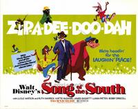 Song of the South - 22 x 28 Movie Poster - Half Sheet Style A