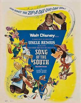 Song of the South - 11 x 17 Movie Poster - Style B