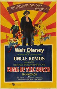 Song of the South - 11 x 17 Movie Poster - Style C