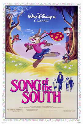 Song of the South - 27 x 40 Movie Poster - Style A