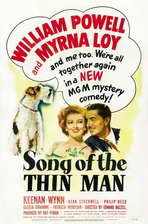 Song of the Thin Man - 11 x 17 Movie Poster - Style A