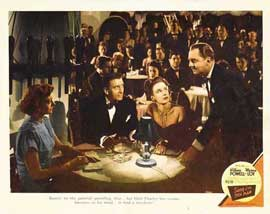 Song of the Thin Man - 11 x 14 Movie Poster - Style G