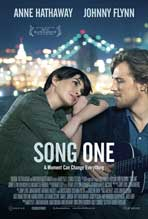 """Song One"" Movie Poster"