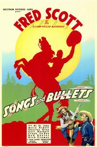 Songs and Bullets - 11 x 17 Movie Poster - Style A