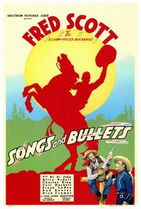 Songs and Bullets - 27 x 40 Movie Poster - Style A