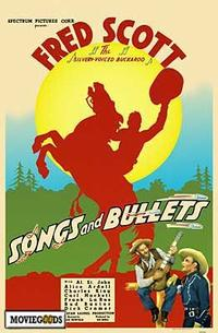 Songs and Bullets - 43 x 62 Movie Poster - Bus Shelter Style A