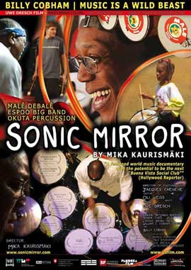 Sonic Mirror - 11 x 17 Movie Poster - German Style A