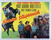 Sonora Stagecoach - 11 x 14 Movie Poster - Style A