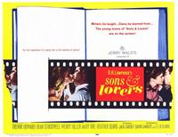 Sons and Lovers - 11 x 14 Movie Poster - Style A