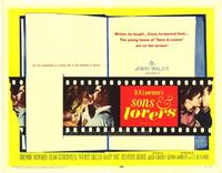 Sons and Lovers - 22 x 28 Movie Poster - Half Sheet Style A