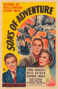 Sons of Adventure - 27 x 40 Movie Poster - Style A