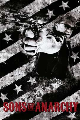 Sons of Anarchy - TV Poster - 24 x 36 - Style A