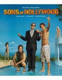 Sons of Hollywood - 11 x 14 TV Poster - Style A