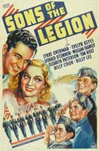 Sons of the Legion - 11 x 17 Movie Poster - Style A