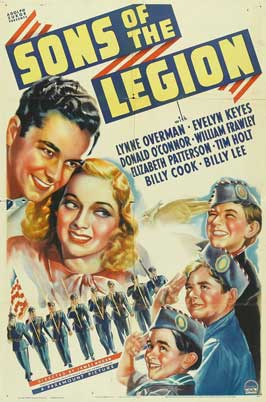 Sons of the Legion - 27 x 40 Movie Poster - Style A