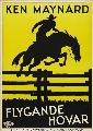 Sons of the Saddle - 11 x 17 Movie Poster - Swedish Style A