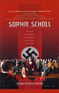 Sophie Scholl - Die letzten Tage - 11 x 17 Movie Poster - Style A