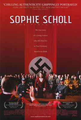 Sophie Scholl - Die letzten Tage - 27 x 40 Movie Poster - Style A