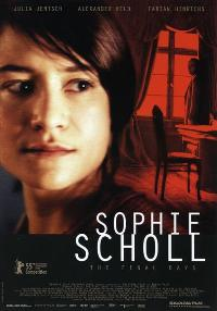 Sophie Scholl - Die letzten Tage - 11 x 17 Movie Poster - Style D