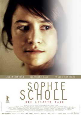 Sophie Scholl: The Final Days - 27 x 40 Movie Poster - German Style A