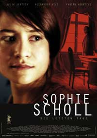 Sophie Scholl: The Final Days - 11 x 17 Movie Poster - German Style B