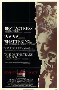 Sophie's Choice - 11 x 17 Movie Poster - Style A