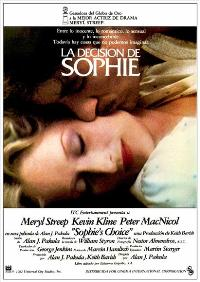 Sophie's Choice - 27 x 40 Movie Poster - Spanish Style A