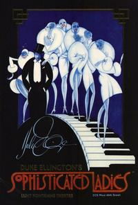 Sophisticated Ladies (Broadway) - 27 x 40 Movie Poster - Style A