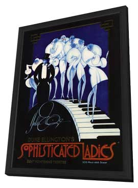 Sophisticated Ladies (Broadway) - 27 x 40 Movie Poster - Style A - in Deluxe Wood Frame