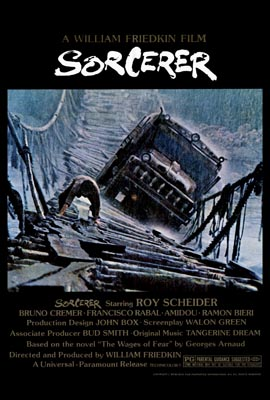 Sorcerer - 27 x 40 Movie Poster - Style B
