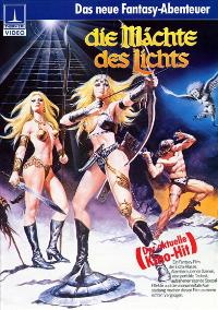 Sorceress - 11 x 17 Movie Poster - German Style A
