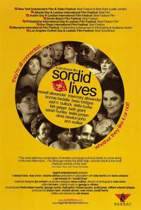 Sordid Lives - 27 x 40 Movie Poster - Style A