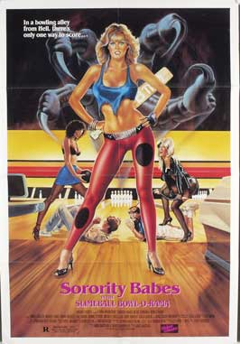 Sorority Babes in the Slimeball Bowl-O-Rama - 11 x 17 Movie Poster - Style A