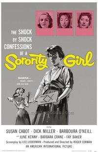Sorority Girl - 43 x 62 Movie Poster - Bus Shelter Style A