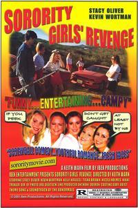 Sorority Girls' Revenge - 11 x 17 Movie Poster - Style A