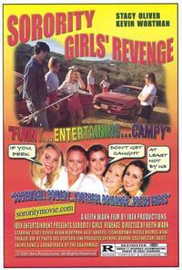 Sorority Girls' Revenge - 27 x 40 Movie Poster - Style A
