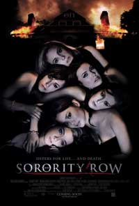 Sorority Row - 11 x 17 Movie Poster - Style B