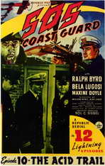S.O.S. Coast Guard - 11 x 17 Movie Poster - Style C
