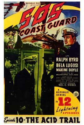 S.O.S. Coast Guard - 27 x 40 Movie Poster - Style A