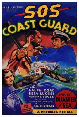 S.O.S. Coast Guard - 27 x 40 Movie Poster - Style B