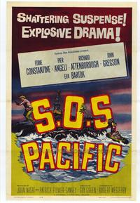 S.O.S. Pacific - 11 x 17 Movie Poster - Style B