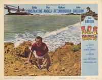 S.O.S. Pacific - 11 x 14 Movie Poster - Style B