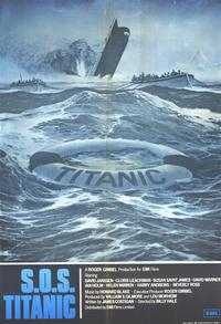 S.O.S. Titanic - 11 x 17 Movie Poster - Style A