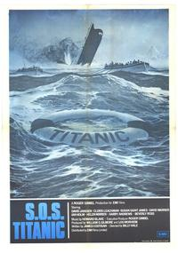 S.O.S. Titanic - 27 x 40 Movie Poster - Style A